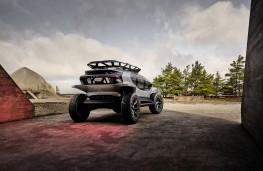 Audi AI:Trail, 2019, rear