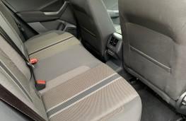 VW T-Roc Black Edition, 2021, rear seats