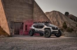 Audi AI:Trail, 2019, front