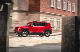 Jeep Renegade Trailhawk 4xe, 2020, side