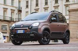 Fiat Panda Trussardi, 2019, front