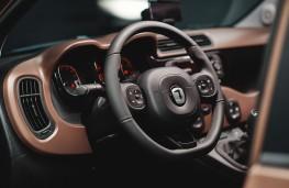 Fiat Panda Trussardi, 2019, interior