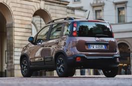 Fiat Panda Trussardi, 2019, rear