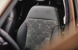 Fiat Panda Trussardi, 2019, seats