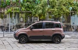 Fiat Panda Trussardi, 2019, side
