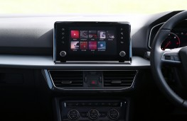 SEAT Tarraco, 2019, display screen