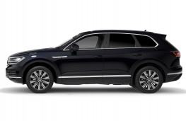 Volkswagen Touareg SEL Tech, 2019, side