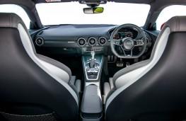 Audi TT Coupe, interior