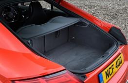 Audi TT RS, boot