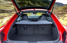 Audi TT RS, 2019, boot