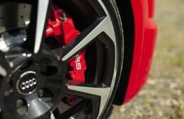 Audi TT RS, 2019, brakes