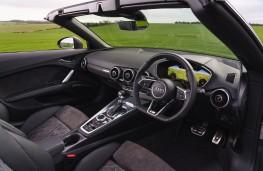 Audi TT Roadster, 2019, interior