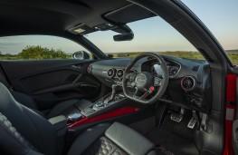 Audi TT RS, 2019, interior