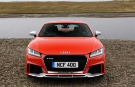 Audi TT RS, nose