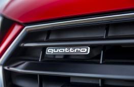 Audi TT 2.0 TDI quattro, badge