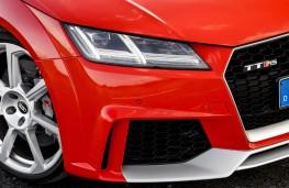 Audi TT RS, air intake