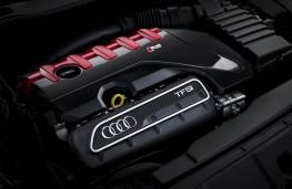 Audi TT RS, engine
