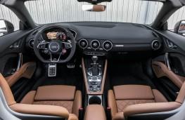 Audi TT RS, 2016, roadster, interior