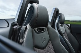 Audi TT Roadster, 2019, seats