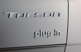 Hyundai Tucson Plug-in Hybrid, 2020, badge