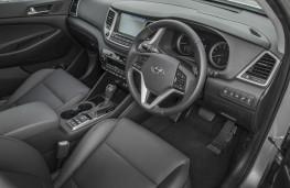 Hyundai Tucson 2015, interior
