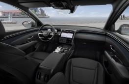 Hyundai Tucson, 2020, interior