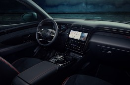Hyundai Tucson N Line, 2021, interior
