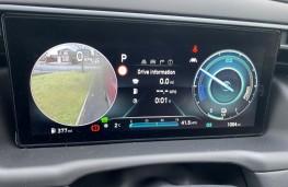 Hyundai Tucson, 2021, instrument panel, blind spot display