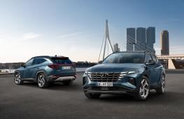 Hyundai Tucson, 2020, pair