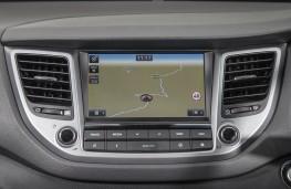 Hyundai Tucson 2015, sat nav