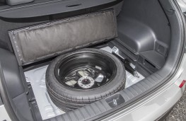 Hyundai Tucson, boot