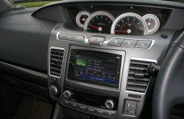 SsangYong Turismo, instruments