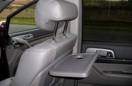 SsangYong Turismo, seat back table
