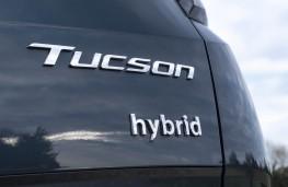Hyundai Tucson, 2021, badge