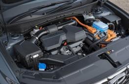 Hyundai Tucson, 2021, hybrid engine