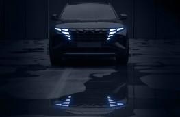 Hyundai Tucson, 2020, front
