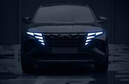 Hyundai Tucson, 2020, nose