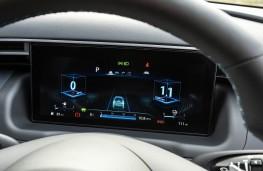 Hyundai Tucson, 2021, instrument panel