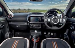 Renault Twingo GT, 2017, interior