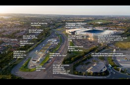 Urban Air Port Air-One, Coventry, 2021, plan