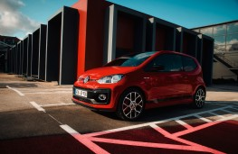 Volkswagen up! GTI, 2020, front