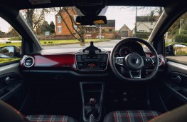 Volkswagen up! GTI, interior