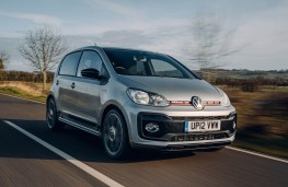 Volkswagen up! GTI, front