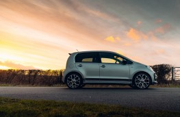Volkswagen up! GTI, side