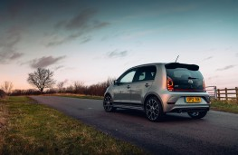 Volkswagen up! GTI, rear