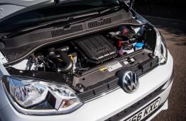 Volkswagen up! beats, 2017, engine