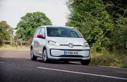 Volkswagen up! beats, 2017, front