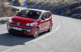 Volkswagen up! GTI, 2018, front