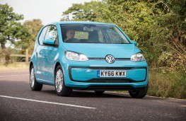 Volkswagen Move up!, 2016, front
