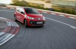 Volkswagen up! GTI, 2018, front